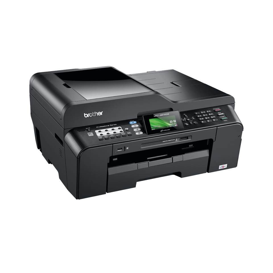Wireless A3 Colour Inkjet Printer Brother Mfc J6510dw