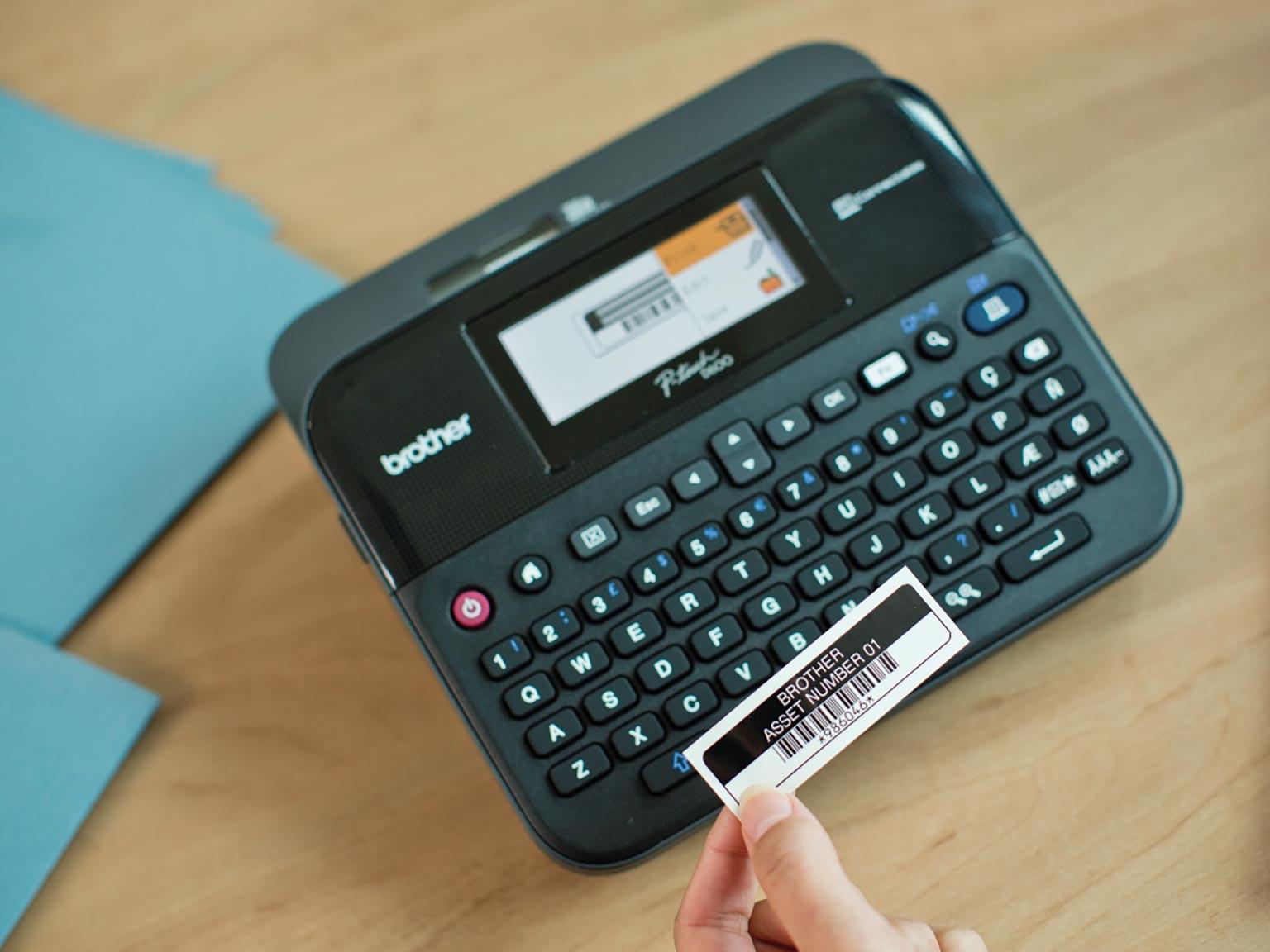 Drukarka etykiet P-touch D600 frimy Brother