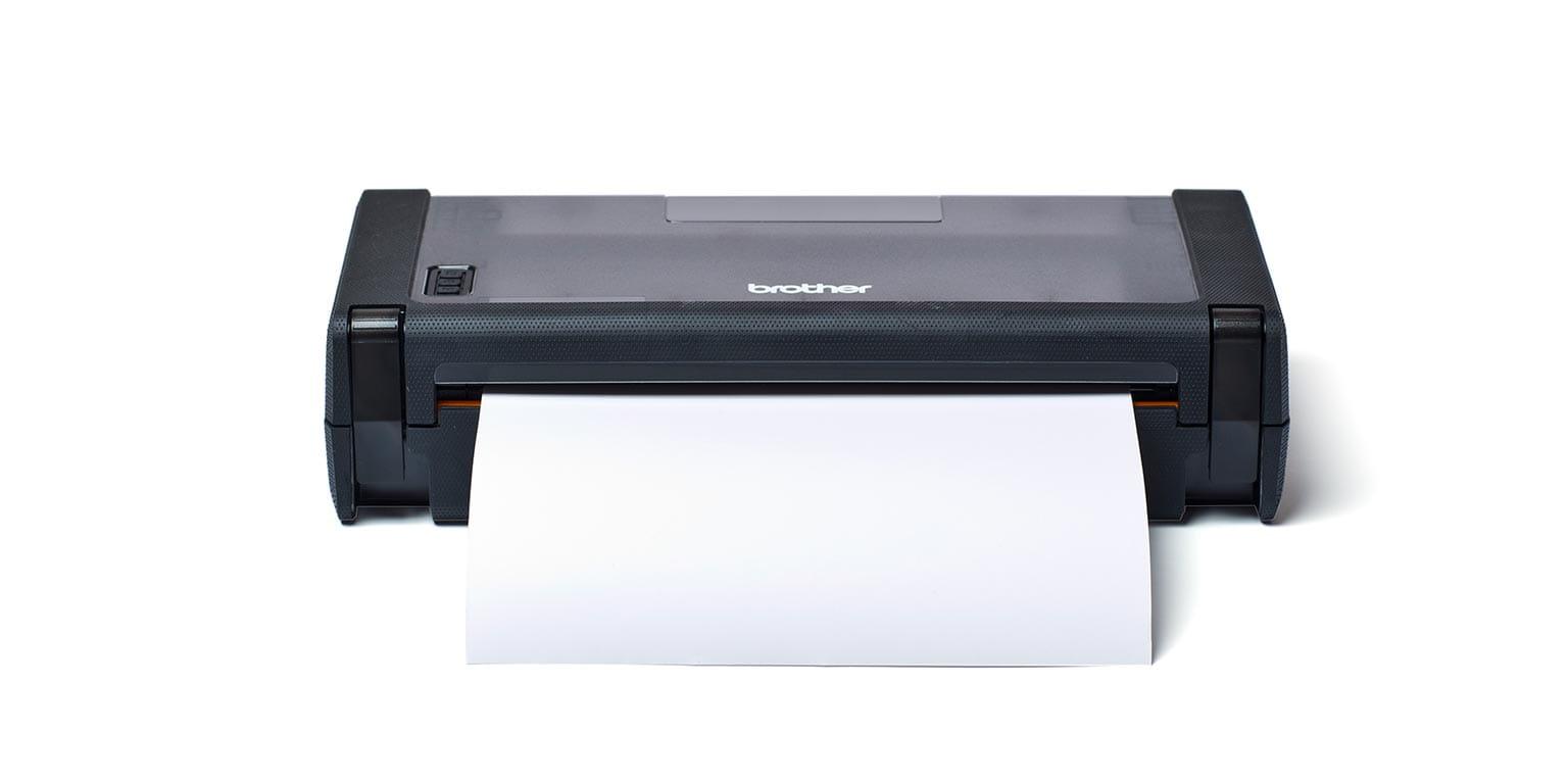 Mobilna drukarka Broter PJ-7 w walizce