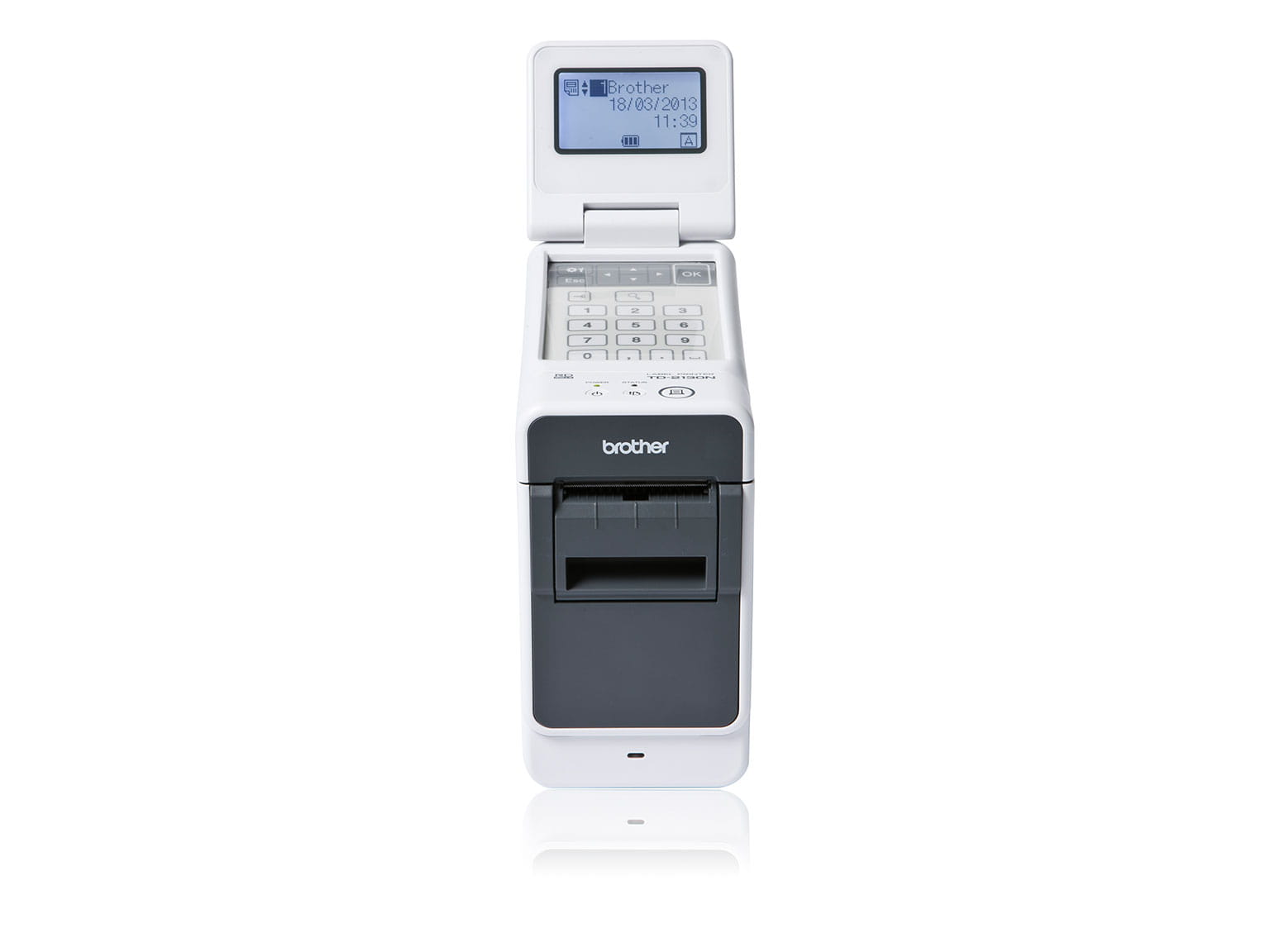 Mobilna drukarka Brother TD-3120