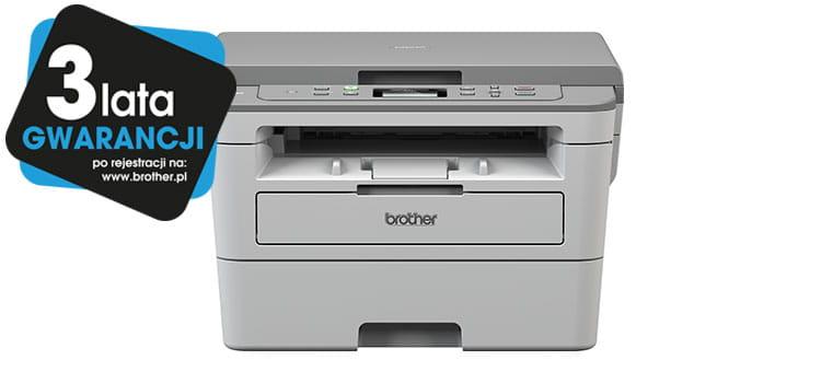 Brother DCP-B7520DW laserowe urządzenie