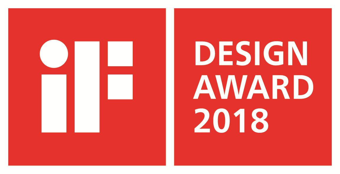 Logotyp iF Design Awards 2018