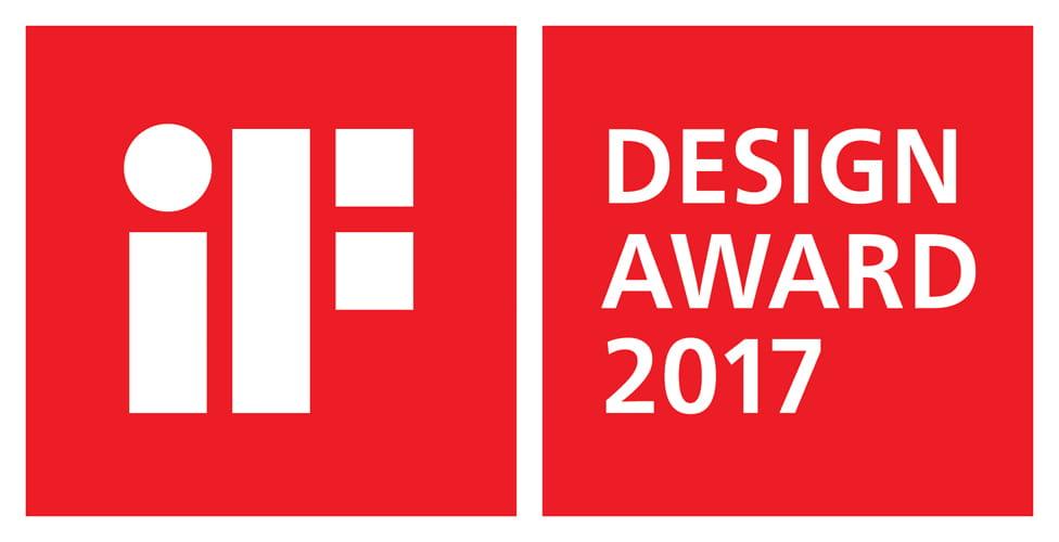 Logotyp iF Design Award 2017