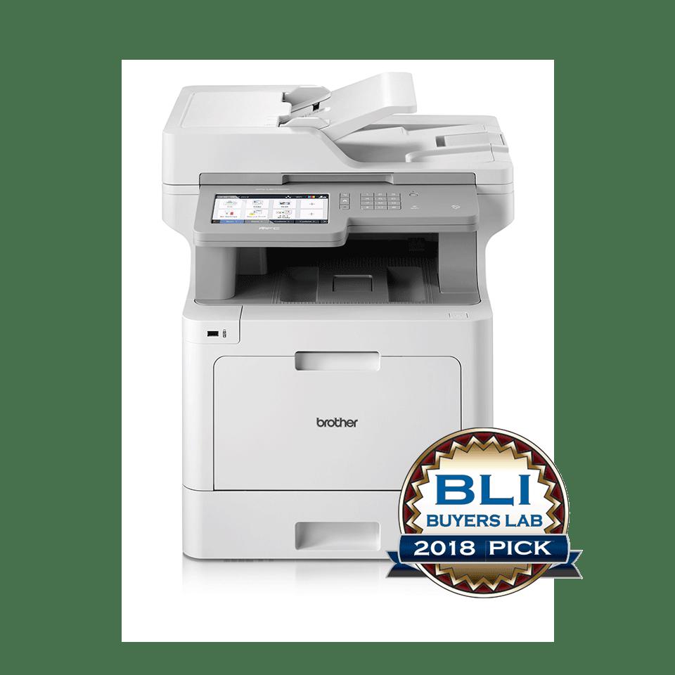 Brother MFC-L9570CDW z odznaczeniem BLI Buyers Lab 2018