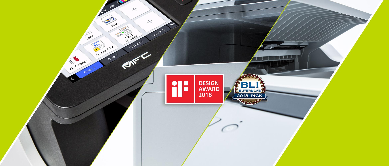 Wyróżnienia iF Design Awards 2019 i BLI Buyers 2019 Pick