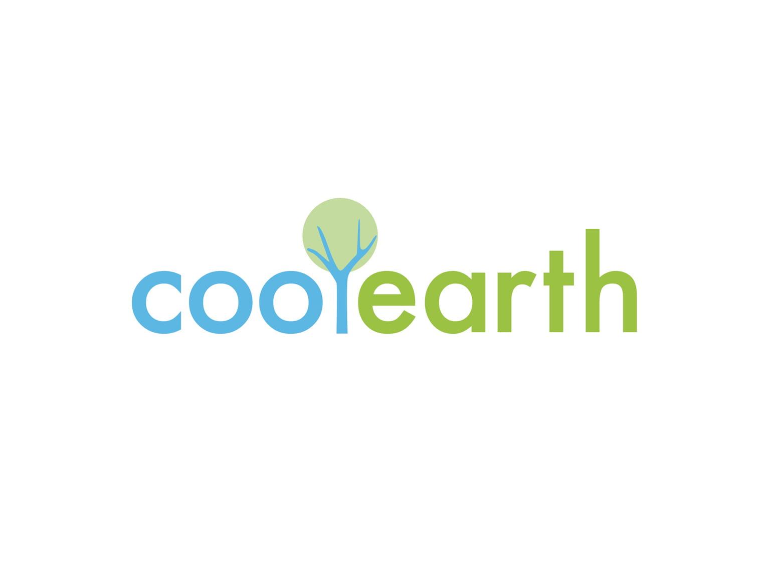 Logotyp Cool Earth