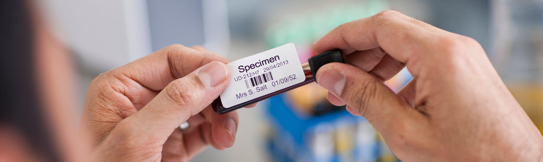 próbka krwi opieka kliniczna
