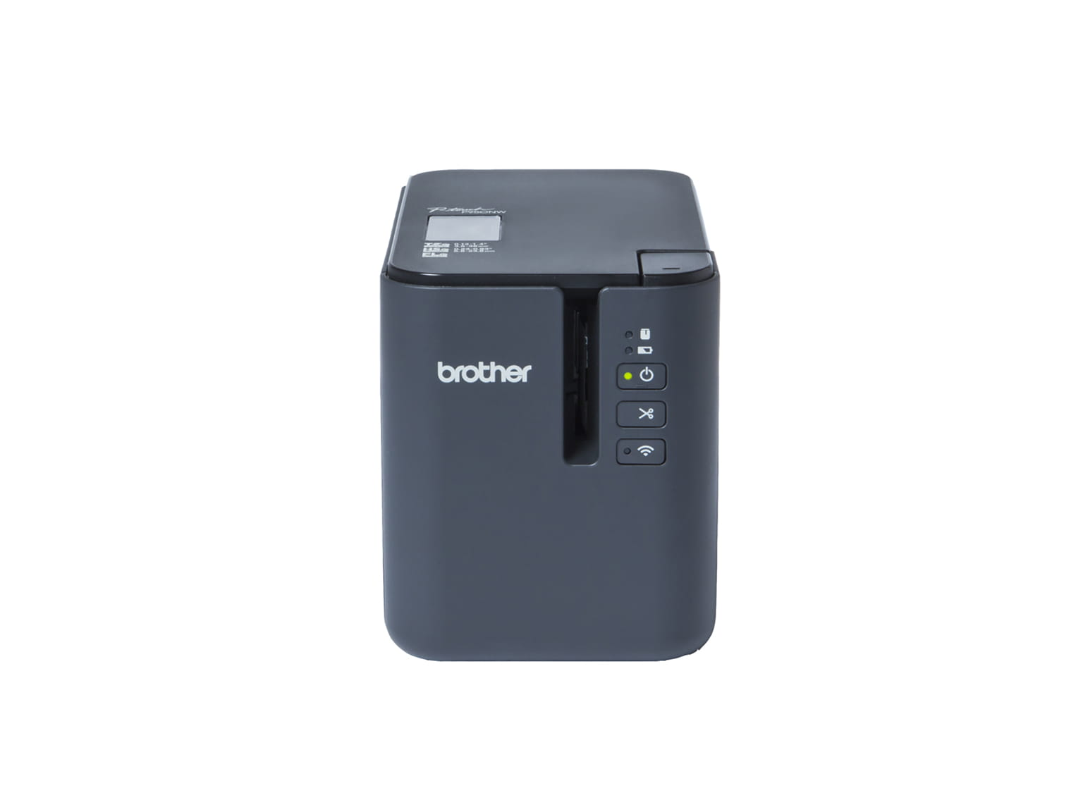 Drukarka etykiet Brother P-touch PT-P950NW z USB, Wi-Fi i siecią przewodową siecią. Drukuje etykiety do 36 mm.