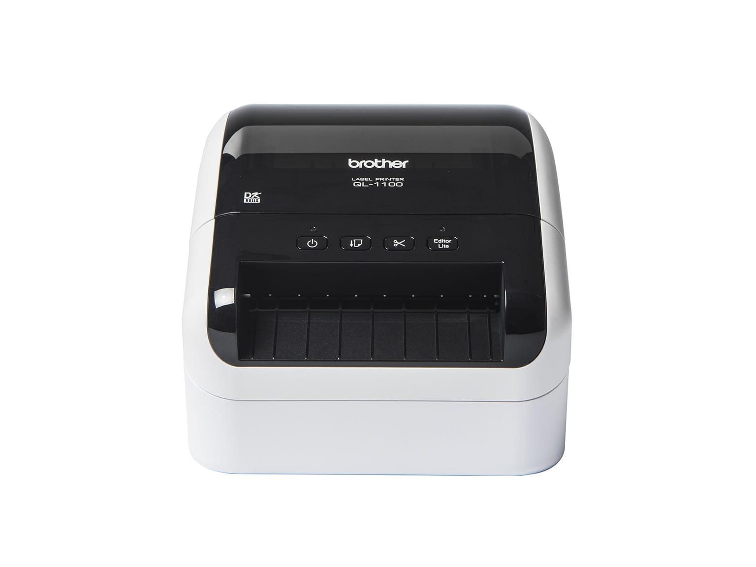 Brother QL-1100 drukarka etykiet dla opieki medycznej