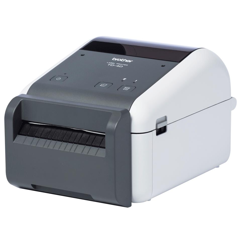 Obcinak etykiet Brother PA-CU-001 kompatybilny z drukarkami z serii TD-4D 2