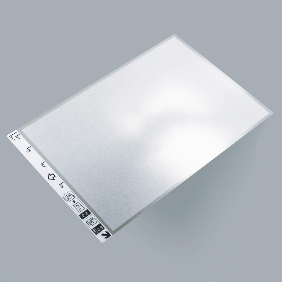 Brother CSA-3401 zestaw 2 arkuszy prowadzących 4
