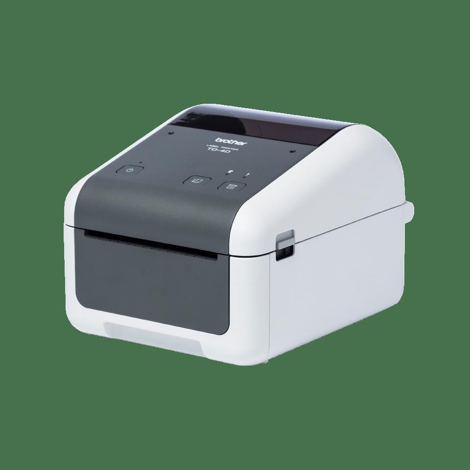 TD-4410D wysokiej jakości nabiurkowa drukarka etykiet 2