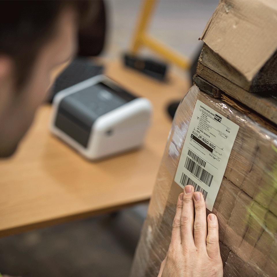 TD-4420DN wysokiej jakości nabiurkowa drukarka etykiet 5