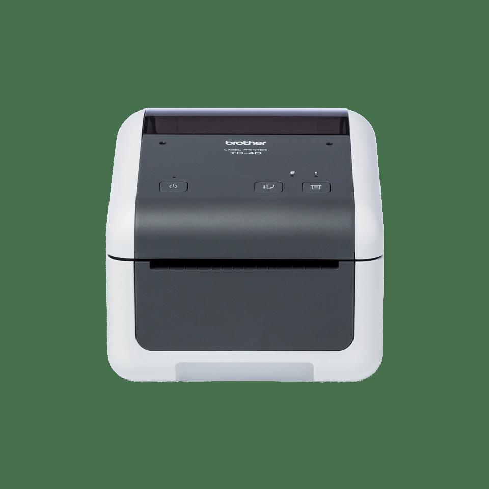 TD-4520DN wysokiej jakości nabiurkowa drukarka etykiet