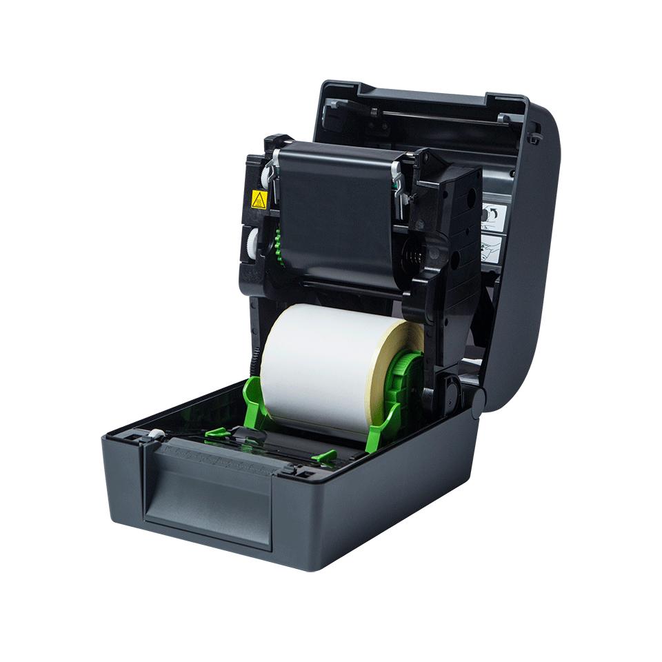 Nabiurkowa drukarka etykiet Brother TD-4750TNWB  4
