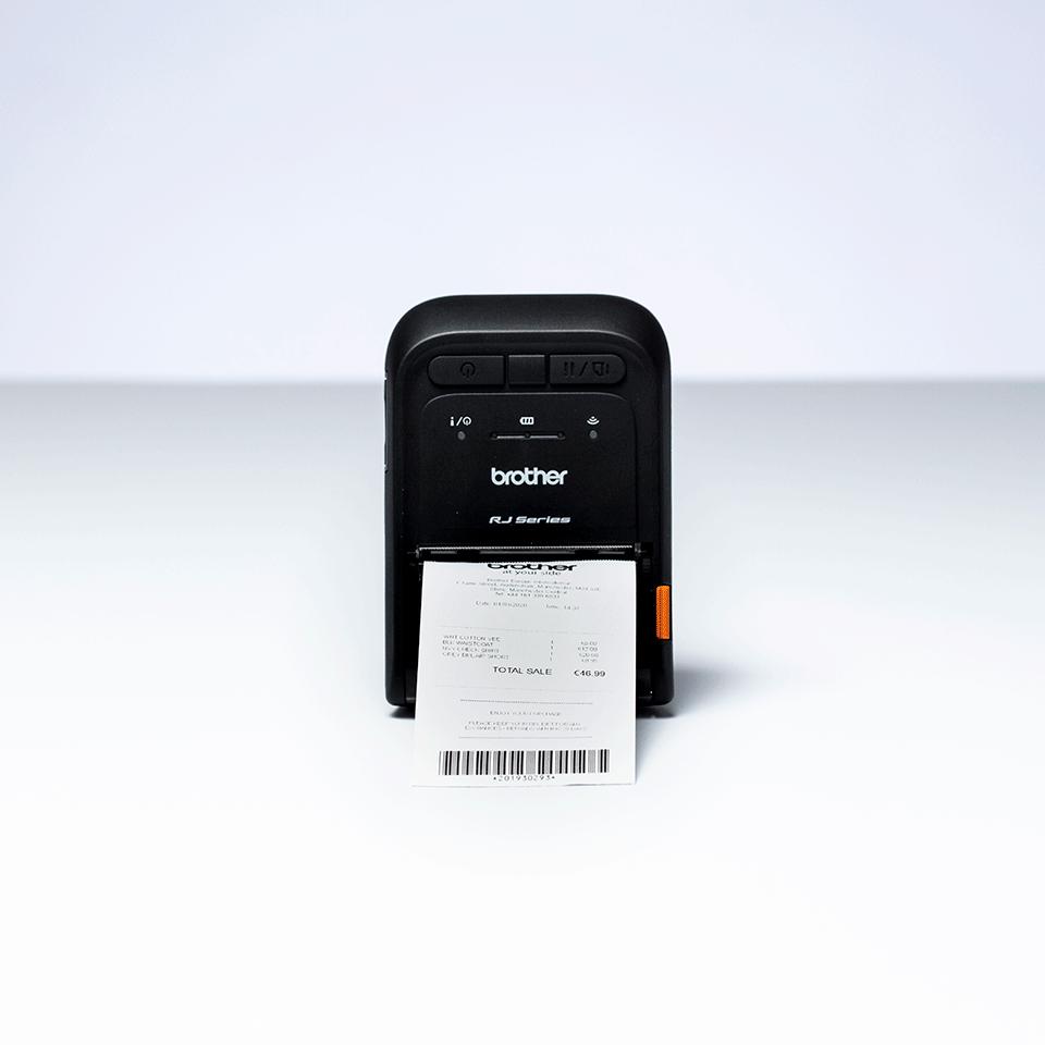 Przenośna drukarka paragonów Brother RJ-2055WB 5