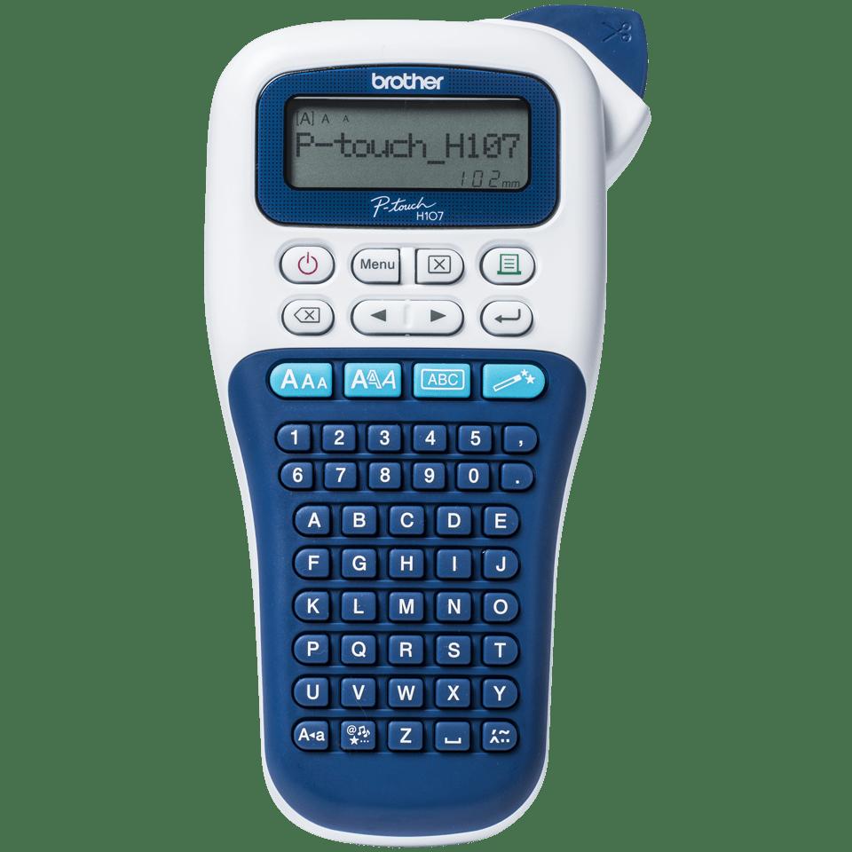 PT-H107B Handheld Label Printer 2