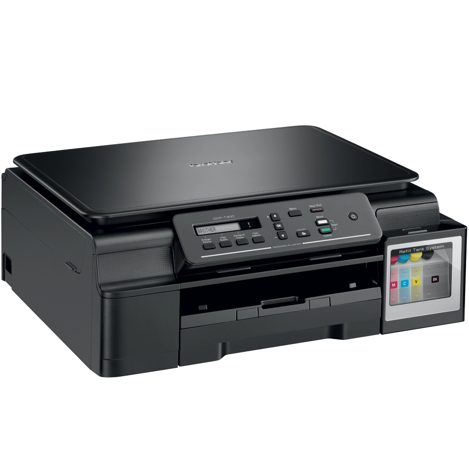 DCP-T300 4