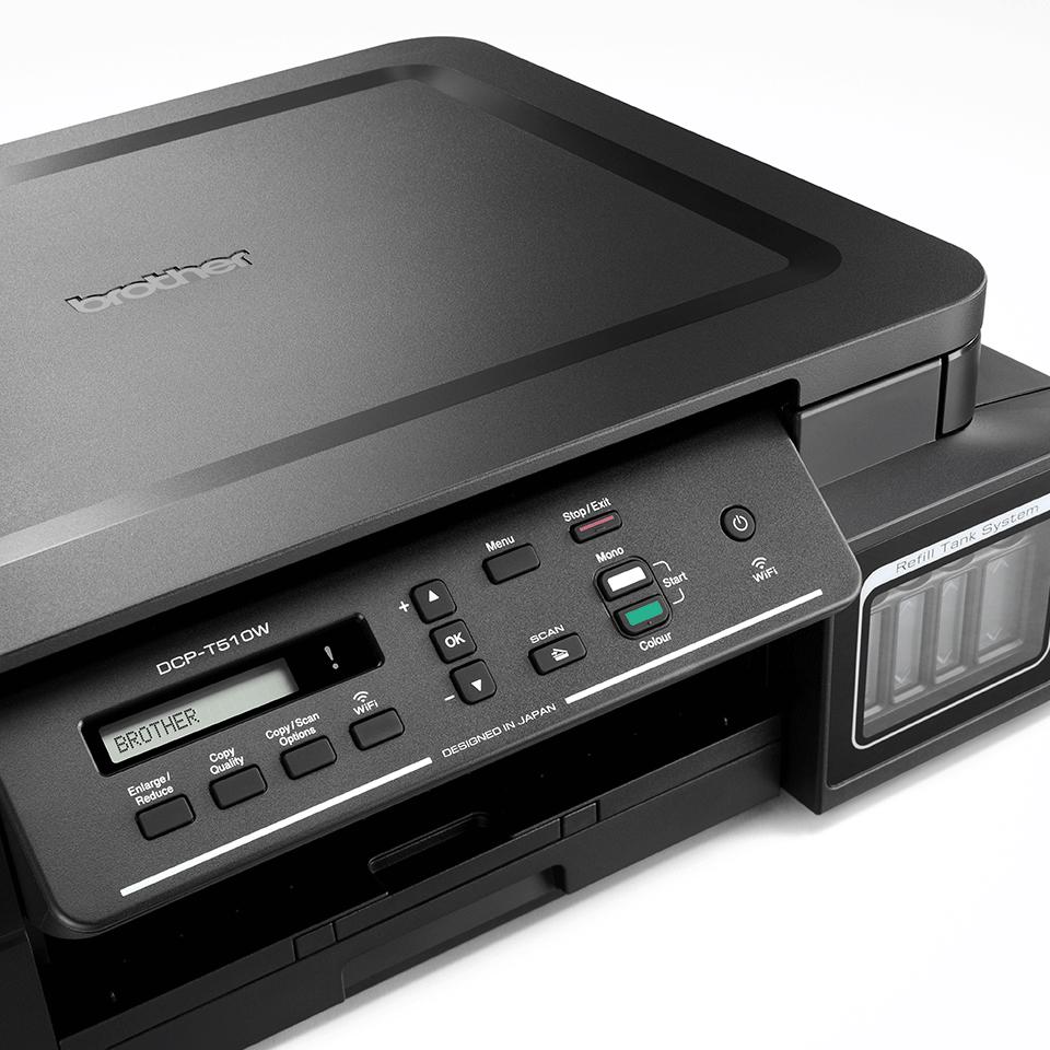 DCP-T310 InkBenefit Plus - kolorowe urządzenie wielofunkcyjne '3 w 1'  5