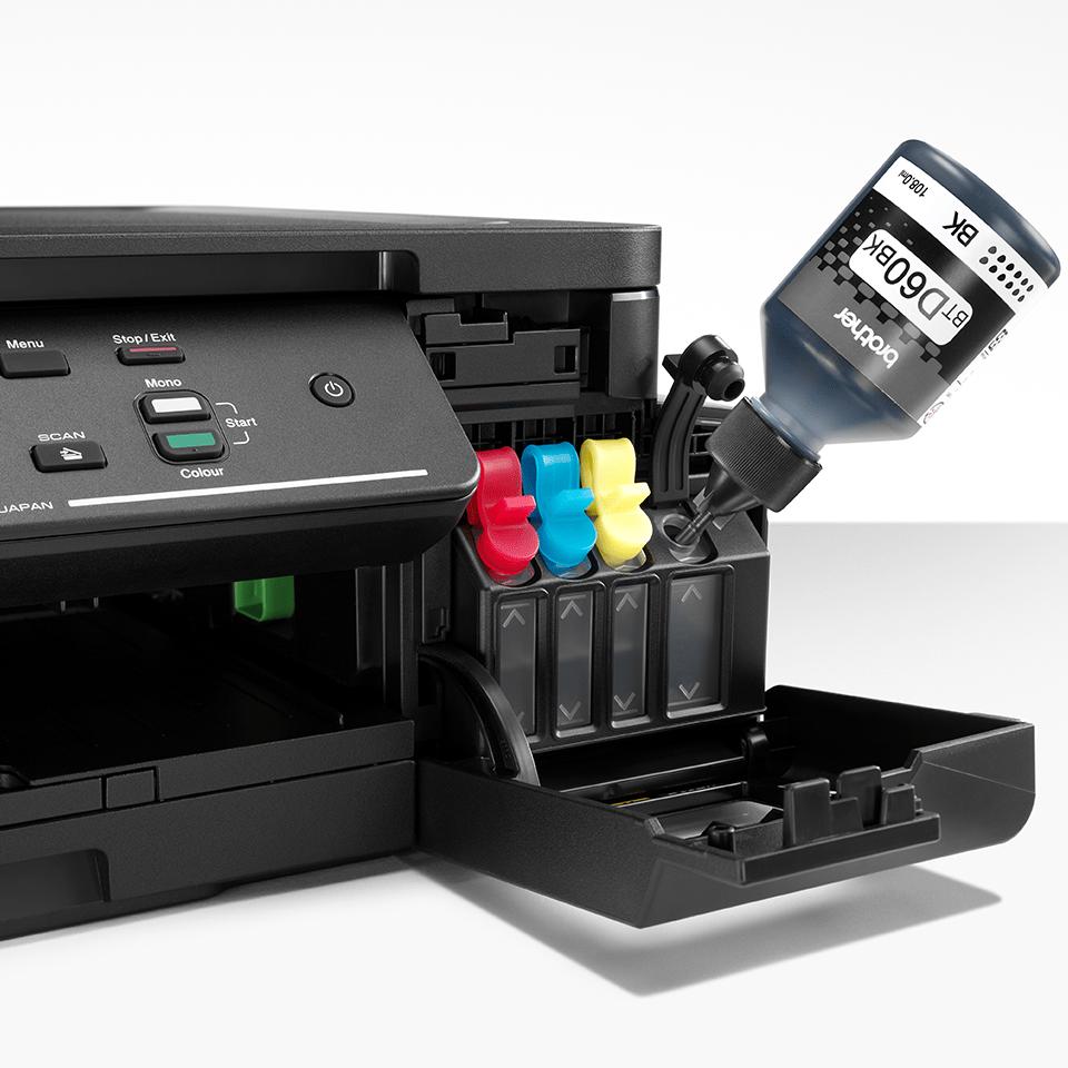 DCP-T310 InkBenefit Plus - kolorowe urządzenie wielofunkcyjne '3 w 1'  7