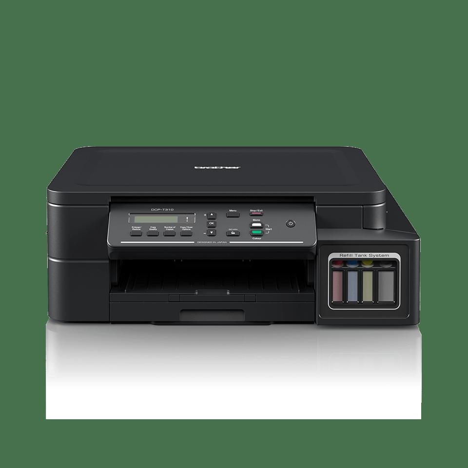 DCP-T310 InkBenefit Plus - kolorowe urządzenie wielofunkcyjne '3 w 1'  3