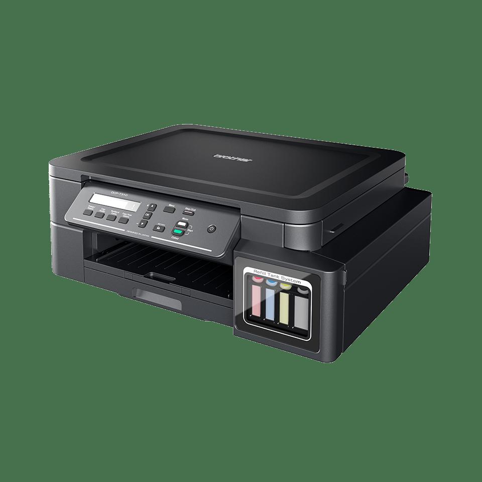 DCP-T310 InkBenefit Plus - kolorowe urządzenie wielofunkcyjne '3 w 1'  2