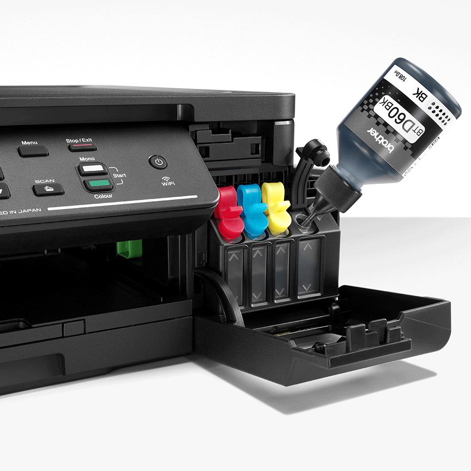 DCP-T510W InkBenefit Plus - bezprzewodowe urządzenie atramentowe '3 w 1'  7