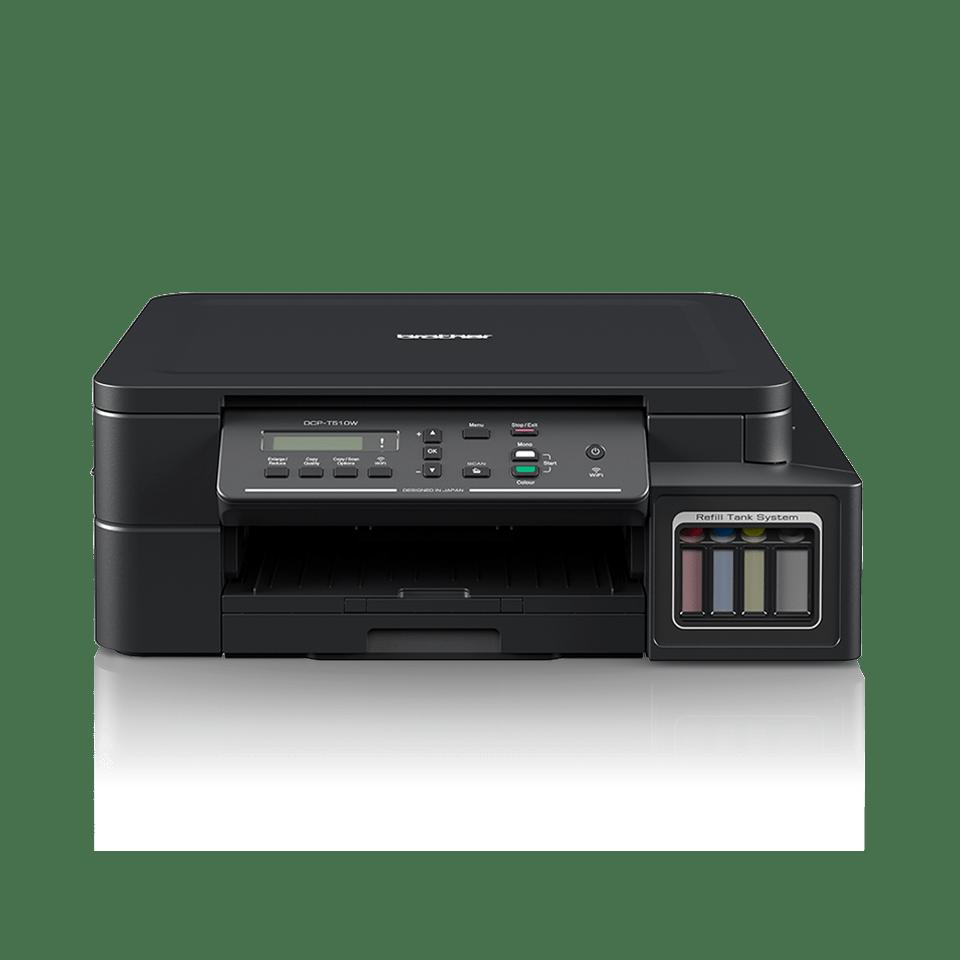 DCP-T510W InkBenefit Plus - bezprzewodowe urządzenie atramentowe '3 w 1'