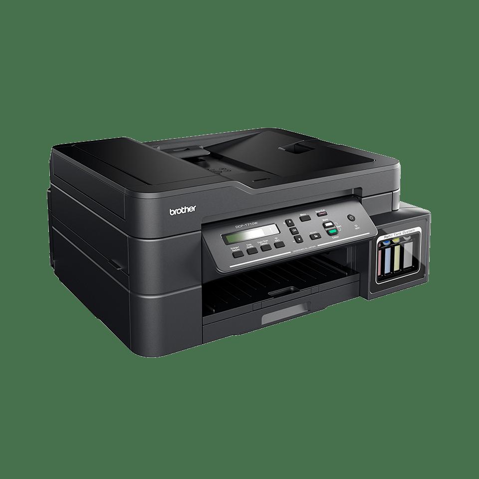 DCP-T710W InkBenefit Plus - bezprzewodowe urządzenie atramentowe '3 w 1'  2