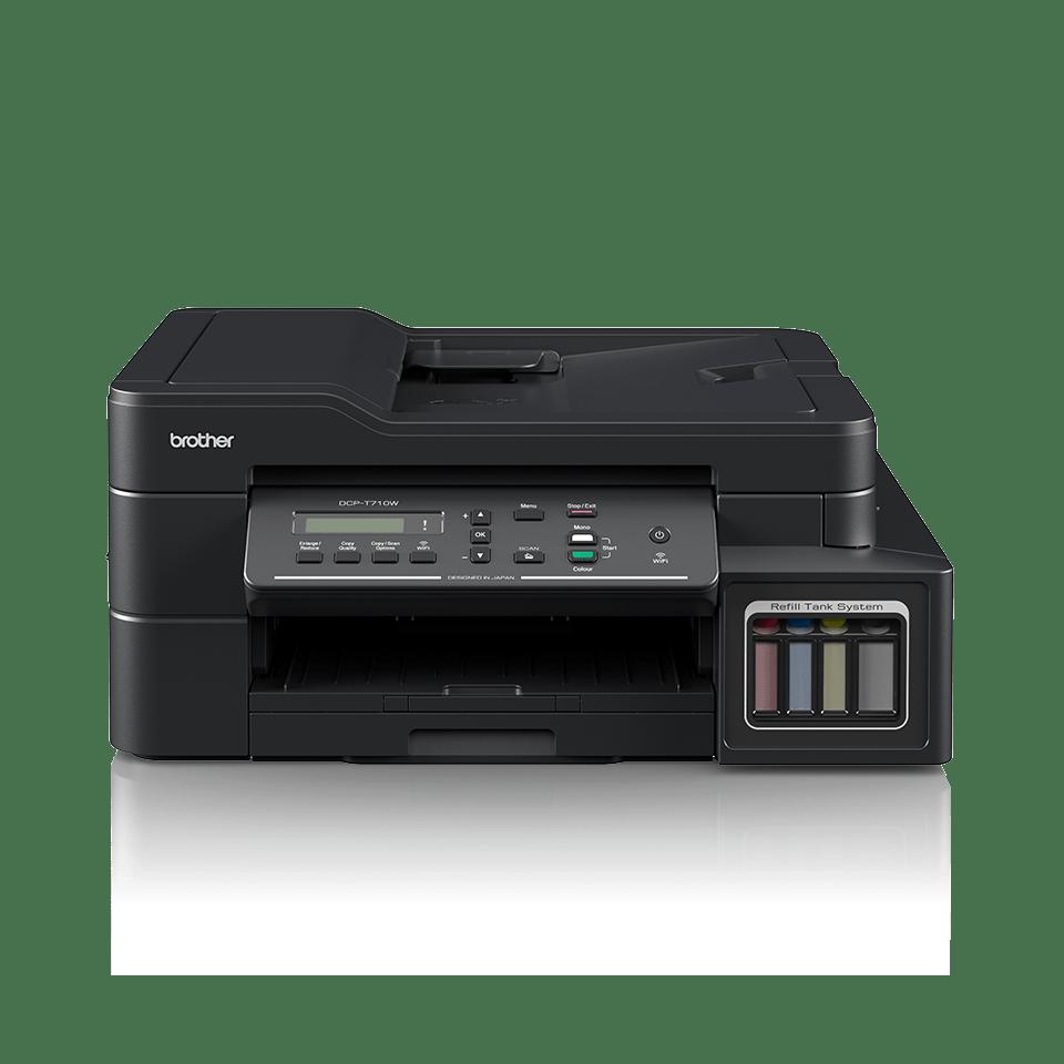 DCP-T710W InkBenefit Plus - bezprzewodowe urządzenie atramentowe '3 w 1'