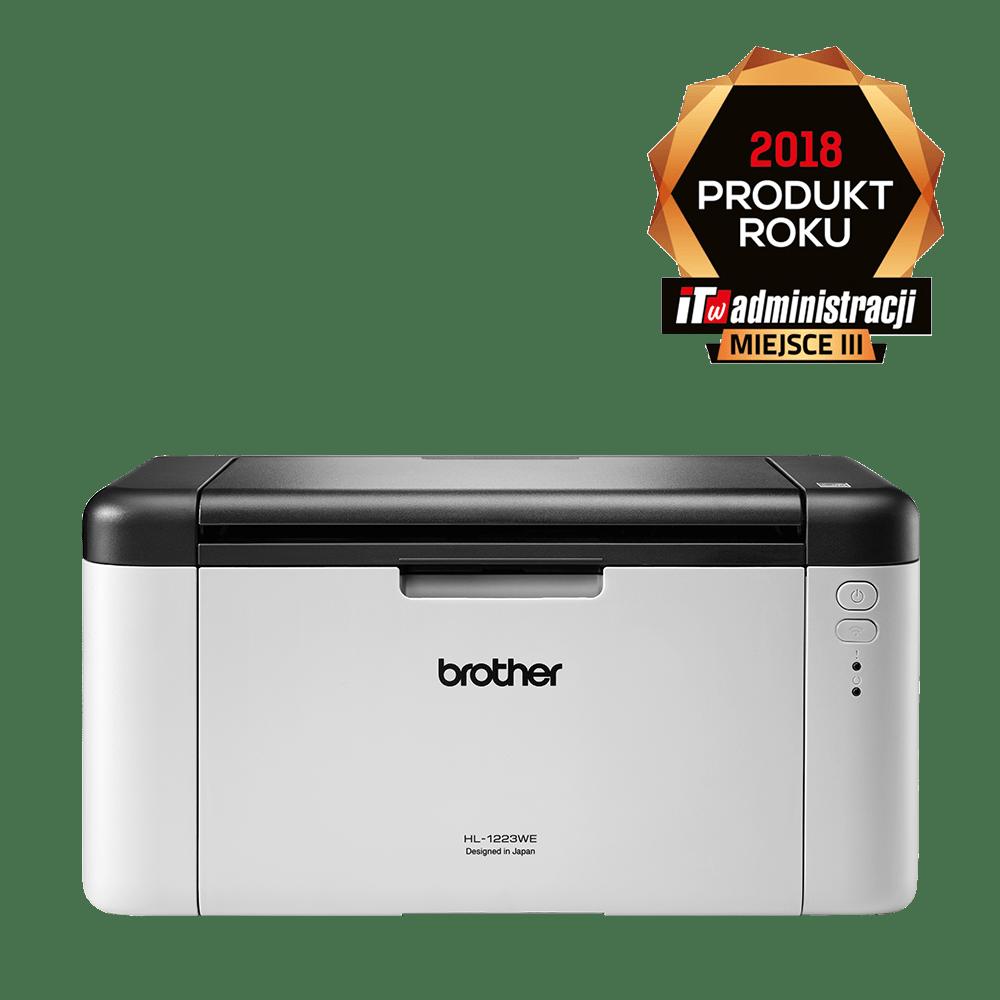 HL-1223WE bezprzewodowa drukarka monochromatyczna 4
