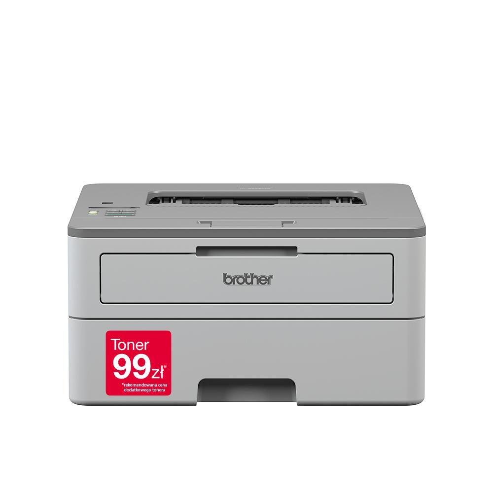 HL-B2080DW Kompaktowa, drukarka laserowa tonerbenefit