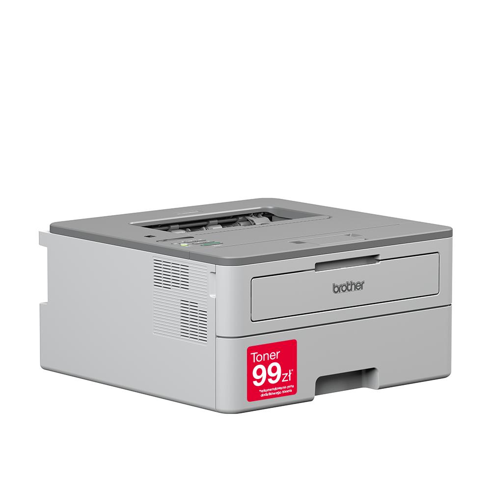 HL-B2080DW Kompaktowa, drukarka laserowa tonerbenefit 4