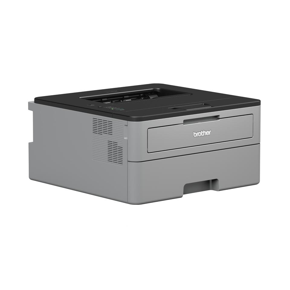 HL-L2312D Kompaktowa drukarka monochromatyczna  3
