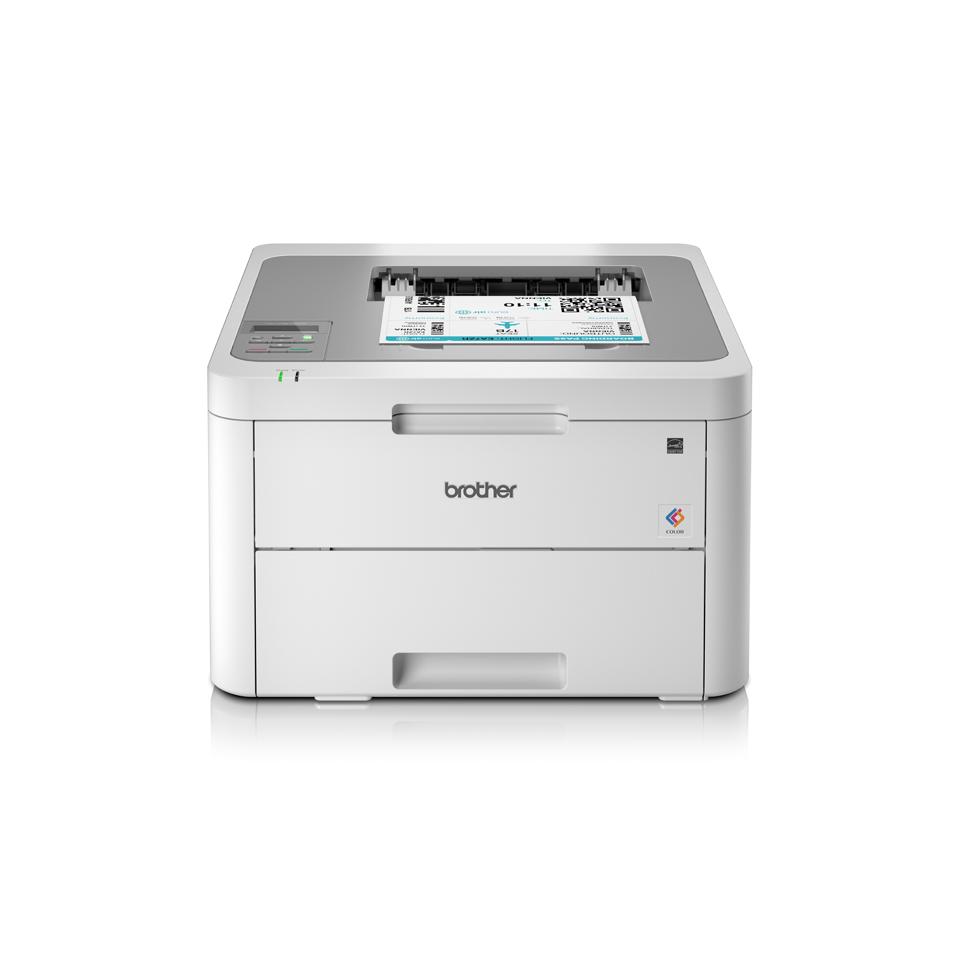 Brother HL-L3210CW - profesjonalna bezprzewodowa kolorowa drukarka LED