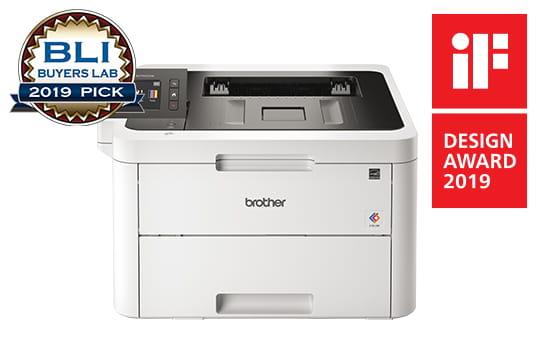 HL-L3270CDW - bezprzewodowa kolorowa drukarka LED 4