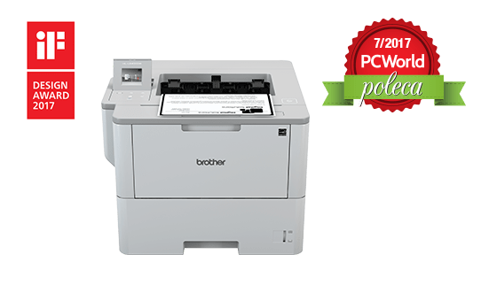 HL-L6400DW drukarka monochromatyczna 4