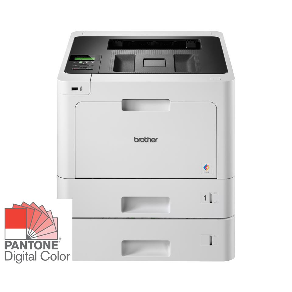 HL-L8260CDWT, Professional Colour, Duplex and Wireless Laser Printer 2