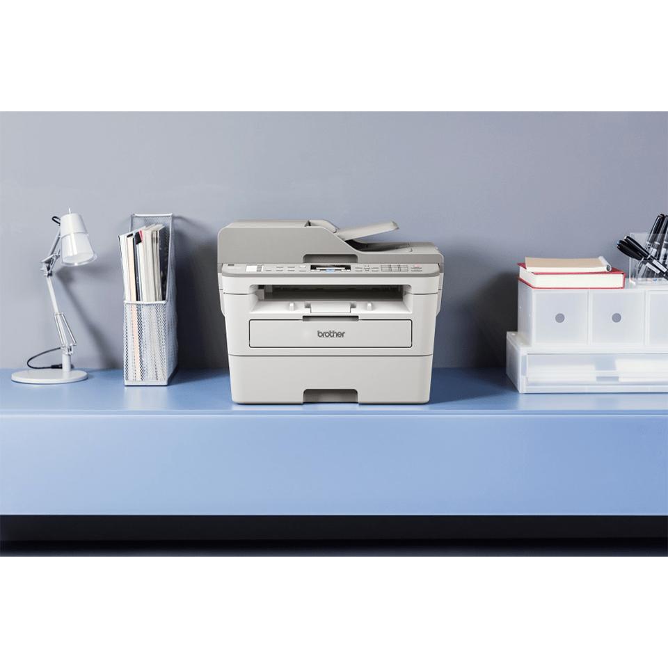 """MFC-B7715DW Niewielka drukarka laserowa typu """"4 w 1"""" 4"""