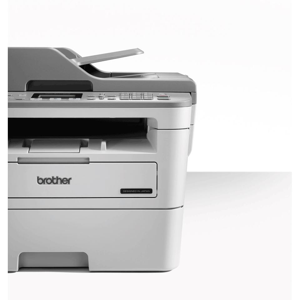 """MFC-B7715DW Niewielka drukarka laserowa typu """"4 w 1"""" 6"""