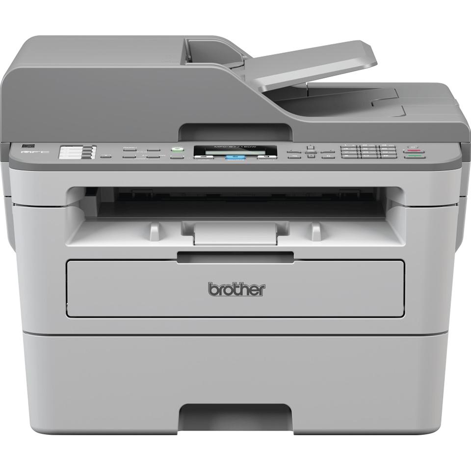 """MFC-B7715DW Niewielka drukarka laserowa typu """"4 w 1"""""""