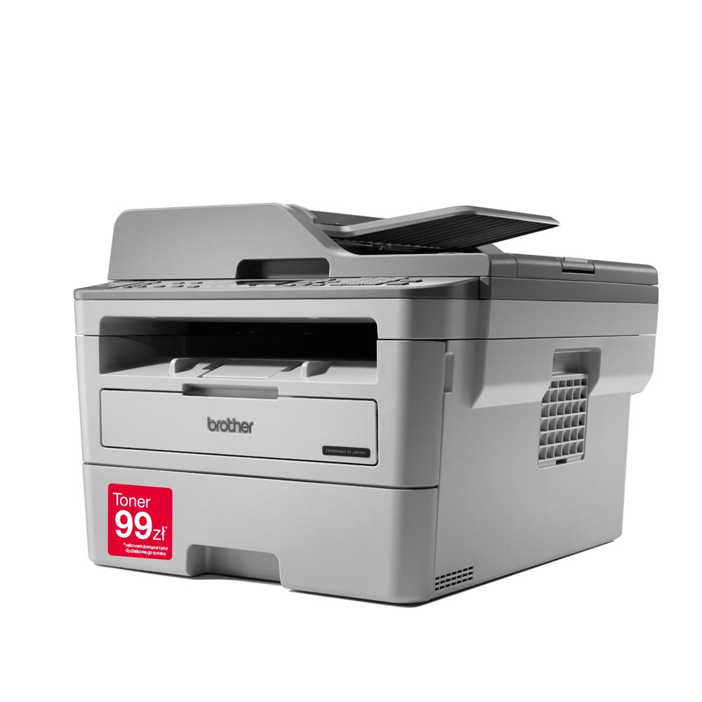 """MFC-B7715DW Niewielka drukarka laserowa typu """"4 w 1"""" 2"""