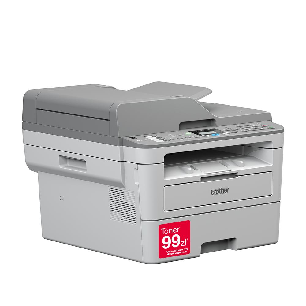 """MFC-B7715DW Niewielka drukarka laserowa typu """"4 w 1"""" 3"""