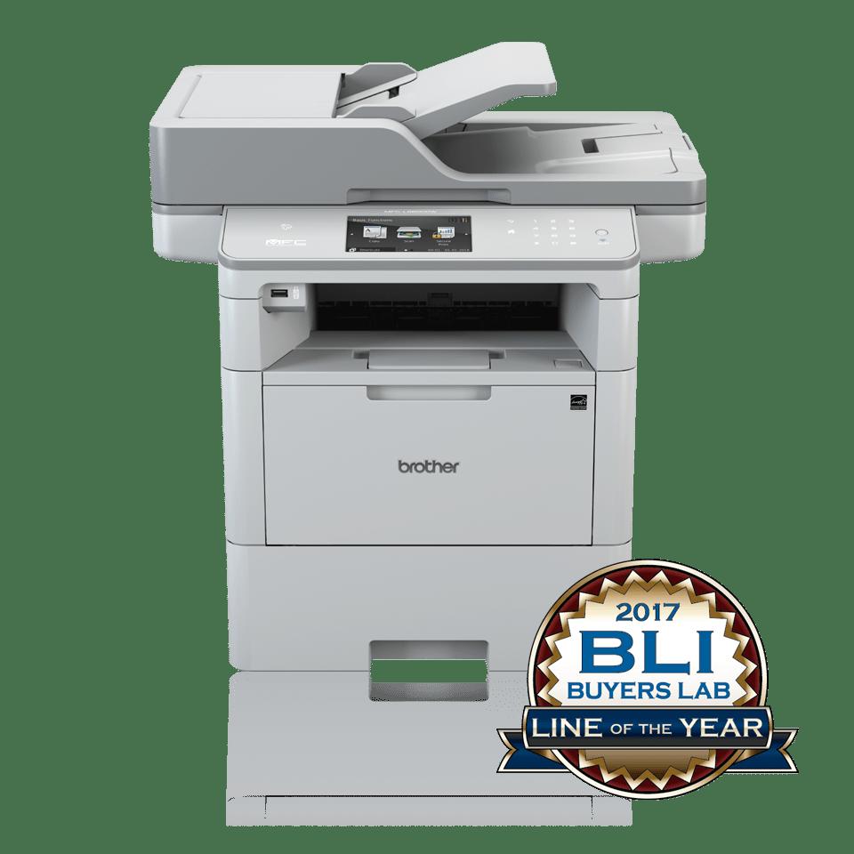 Wielofunkcyjne urządzenie laserowe Brother MFC-L6800DW