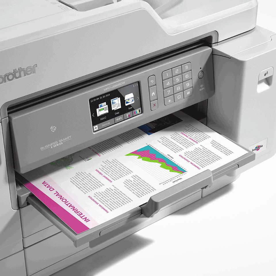 MFC-J5945DW Kolorowe atramentowe urządzenie wielofunkcyjne drukujące w formacie A3  5