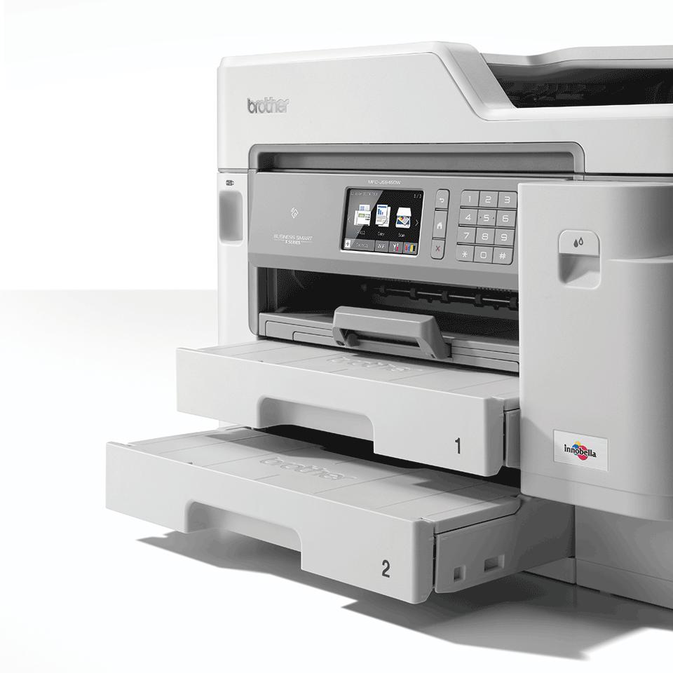 MFC-J5945DW Kolorowe atramentowe urządzenie wielofunkcyjne drukujące w formacie A3  6