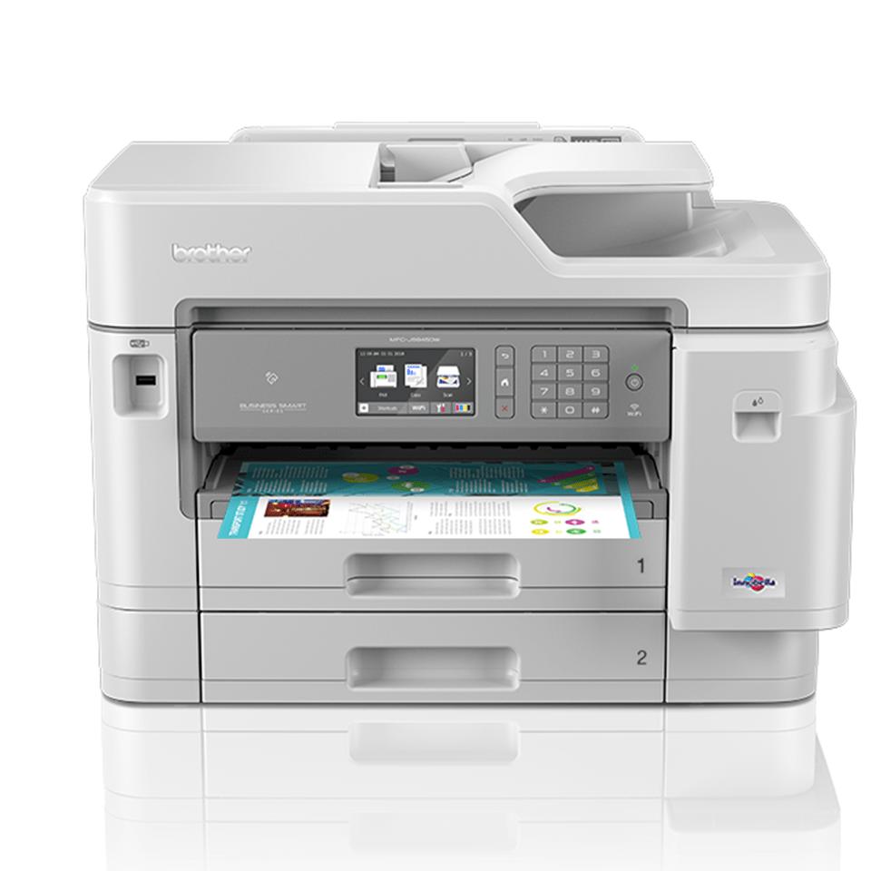 MFC-J5945DW Kolorowe atramentowe urządzenie wielofunkcyjne drukujące w formacie A3