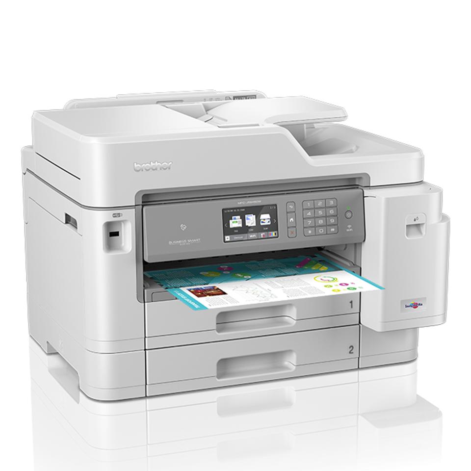 MFC-J5945DW Kolorowe atramentowe urządzenie wielofunkcyjne drukujące w formacie A3  3