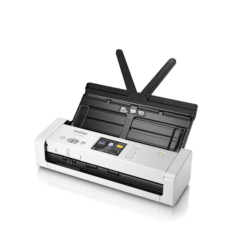 ADS-1700W kompaktowy skaner dokumentów