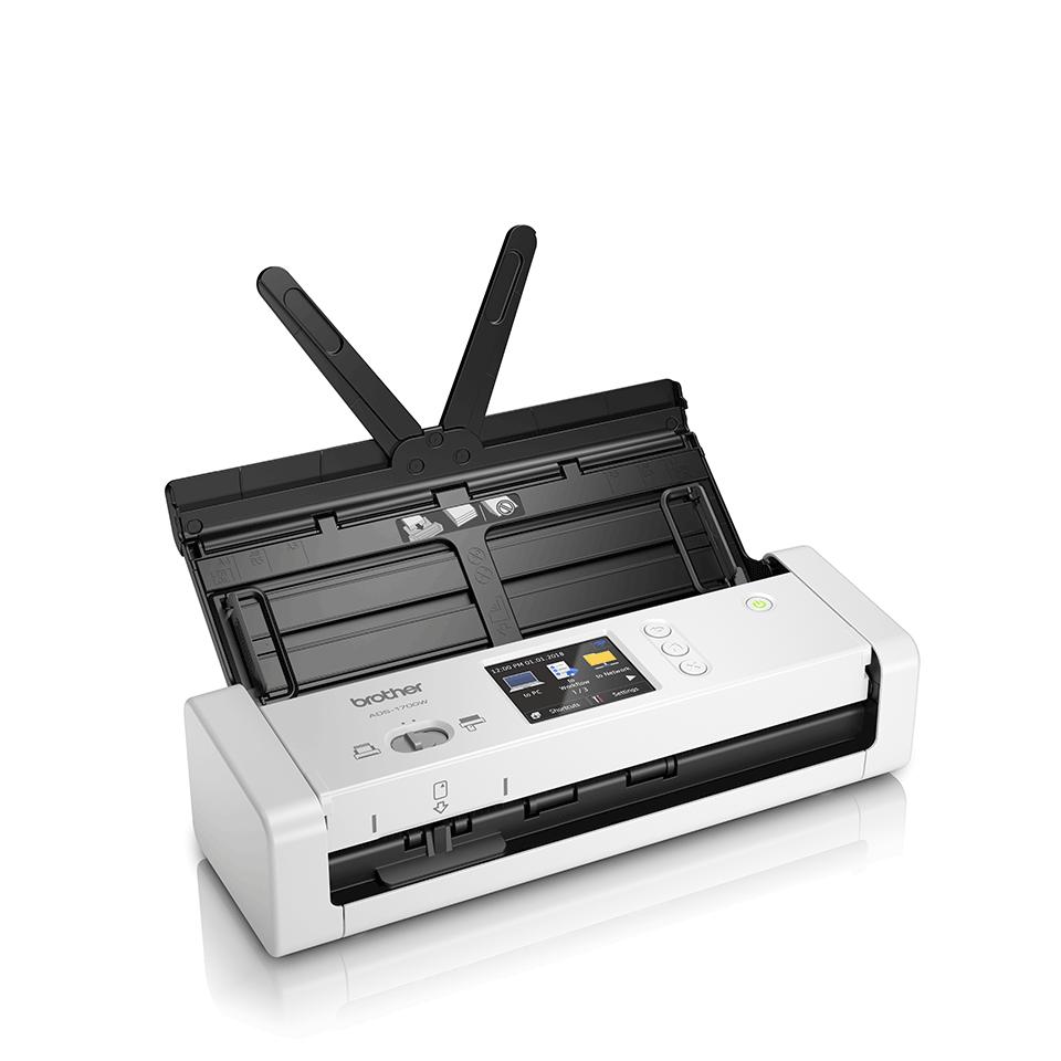 ADS-1700W kompaktowy skaner dokumentów 2